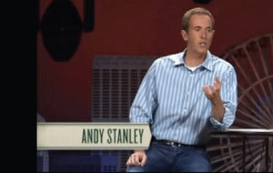 Starting Over (Part 4) Release It<br /> by Andy Stanley