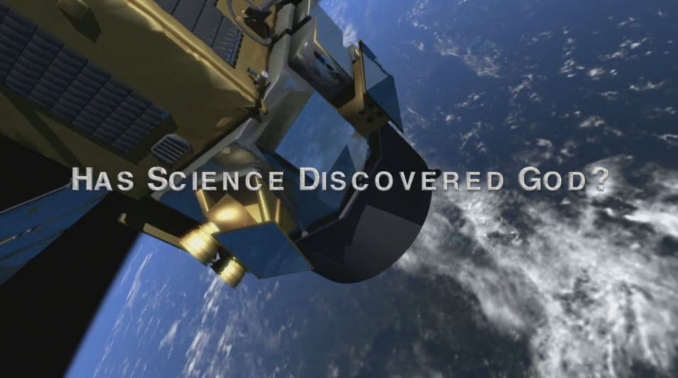 Has Science Discovered God?
