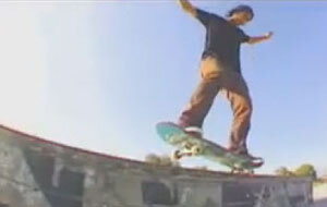 Christian Faith of Skateboarder Chad Tim Tim