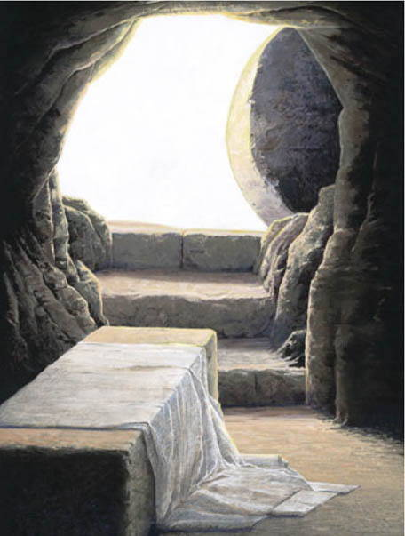 resurrection myth or reality
