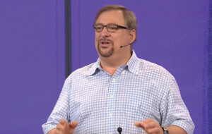 Learn How To Be Set Free From Self-Destruction<br /> by Rick Warren